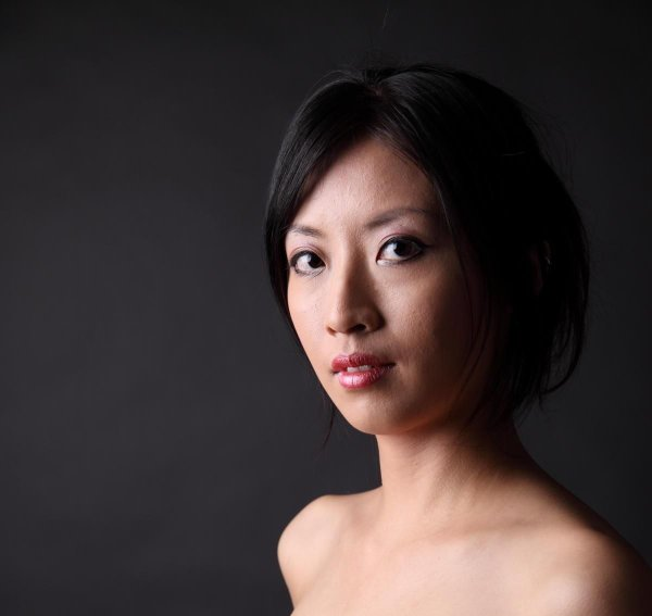 Hong Kong actress Flora Cheung http://www