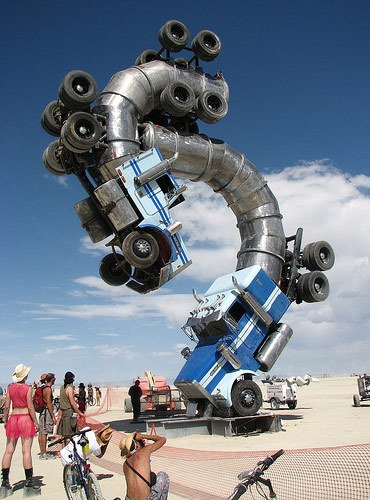 burning man festival - 1