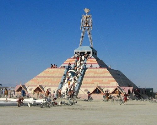 burning man festival - 5