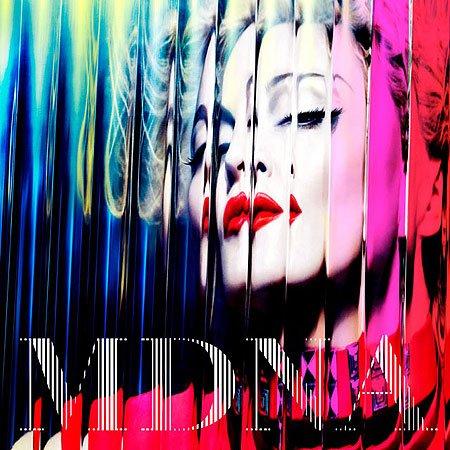 Madonna - MDNA (deluxe ovitek)
