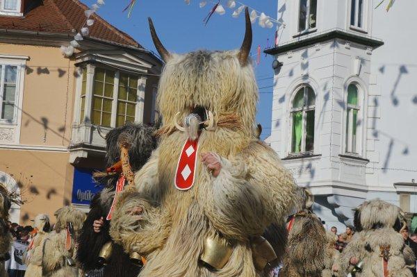 Mednarodna karnevalska povorka na Ptuju - 1