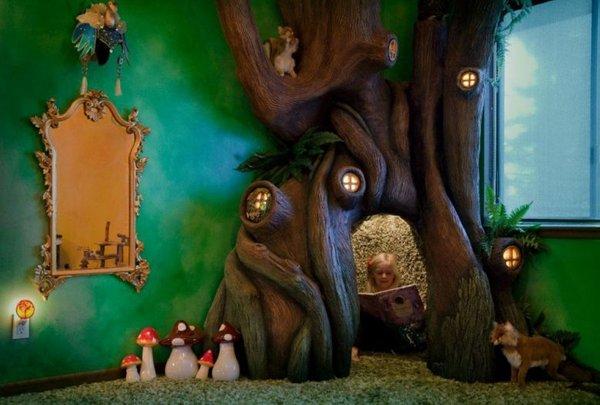 Disney, soba