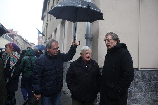 Shod na Kotnikovi v Ljubljani - 2
