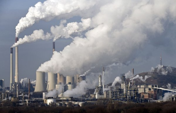 Izpusti toplogrednih plinov