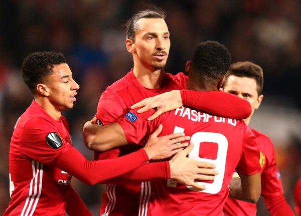 Manchester United - Saint-Etienne