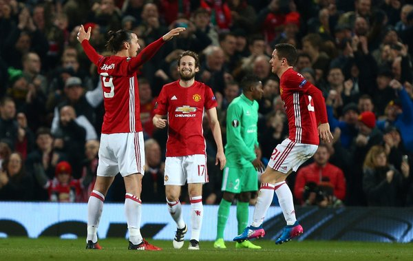 Manchester United - Saint-Etienne - 4