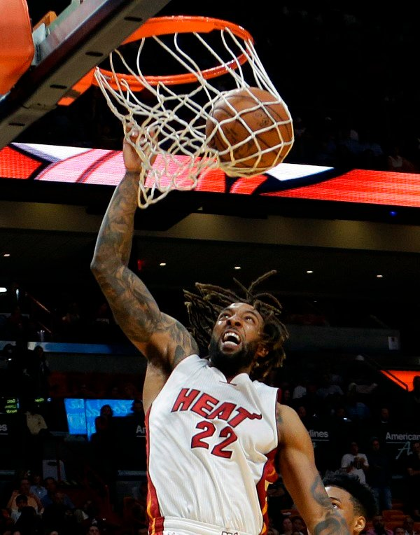 Derrick Williams Miami Heat