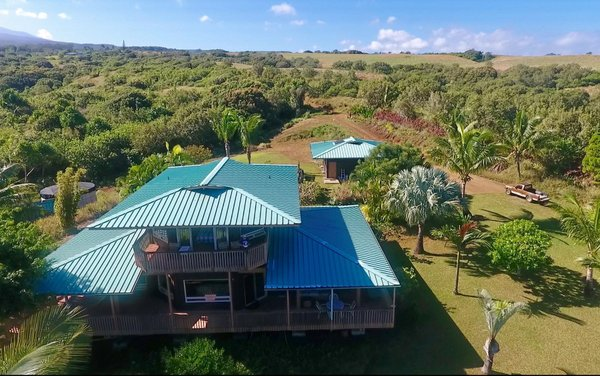Hiša na Havajih - 1