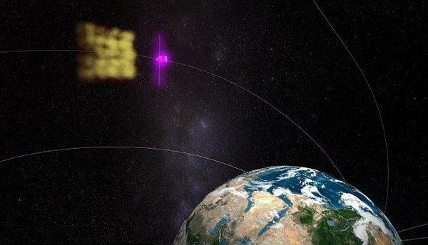 Nevihte v vesolje sprožajo oblake antimaterije - 3