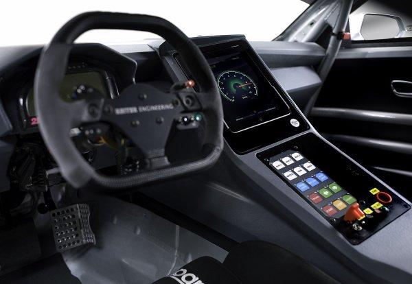 Gallardo boj se! Prihaja camaro GT3 - 5