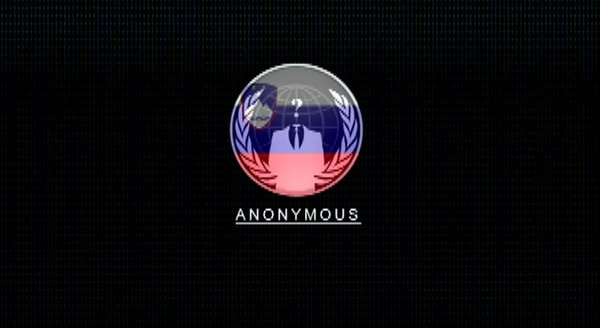 Anonymous opozarja Slovenijo