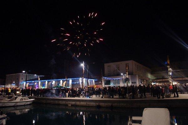 Silvestrovanje v Kopru