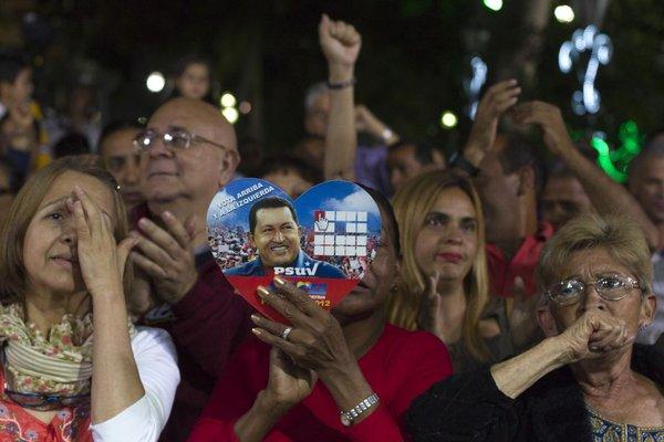 Maša za Chaveza