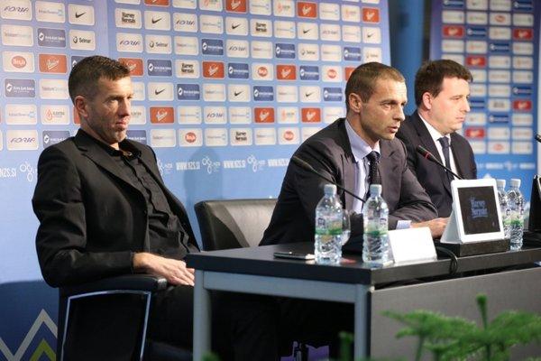 Srečko Katanec in Aleksander Čeferin - 5