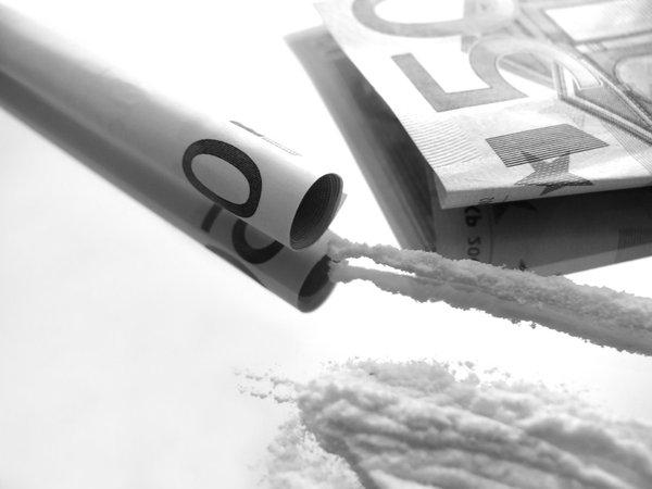 Droga in denar