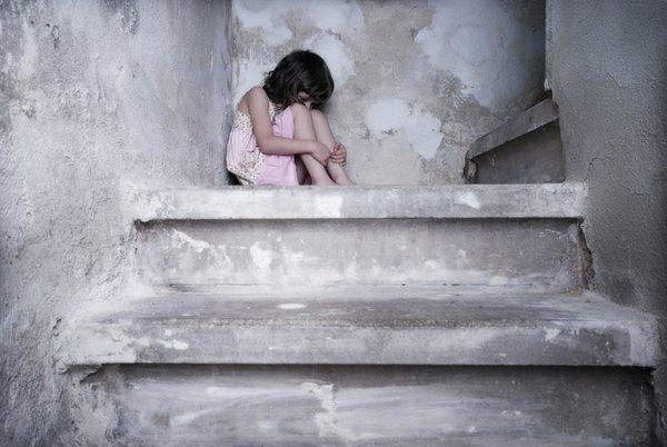 Zlorabljen otrok