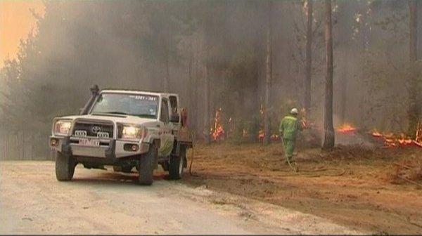 Požari v Avstraliji