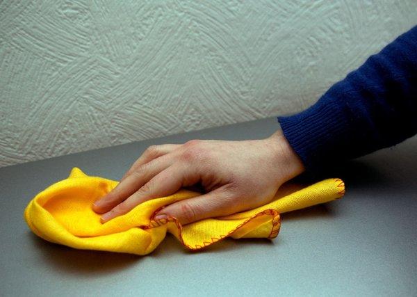 Čiščenje prahu v vašem domu - 8