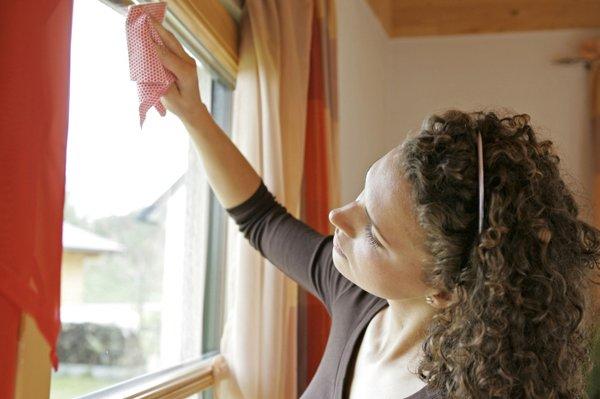 Čiščenje oken