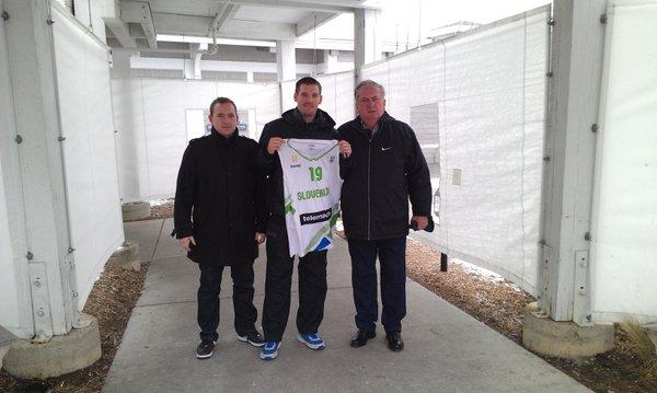 Beno Udrih, Božidar Maljković, Matej Avanzo