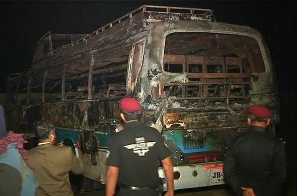 Pakistanski avtobus - 2