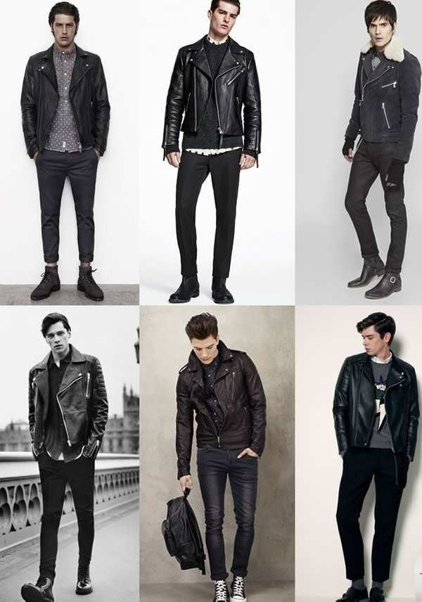 moška moda, zima 2016