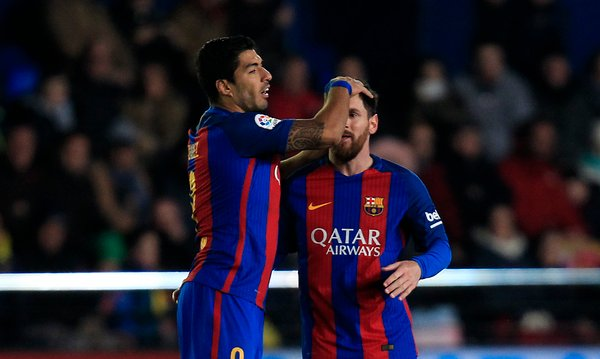 Villarreal - Barcelona - 1