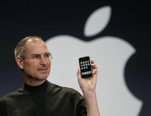 Predstavitev prvega iPhona