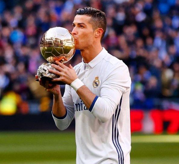 Ronaldo Zlata žoga