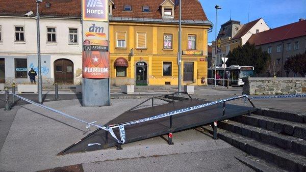 Vodnikov trg v Mariboru - 2