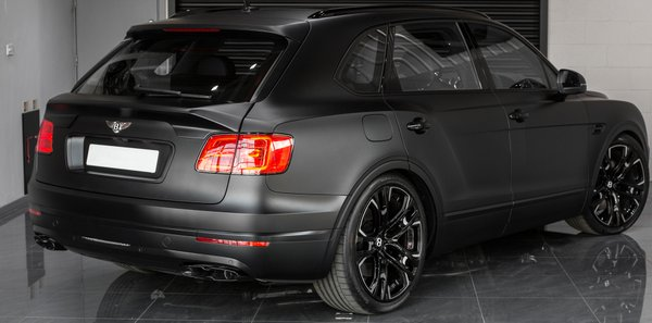 Bentley Bentayga Wheelsandmore - 3