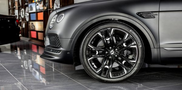 Bentley Bentayga Wheelsandmore - 2