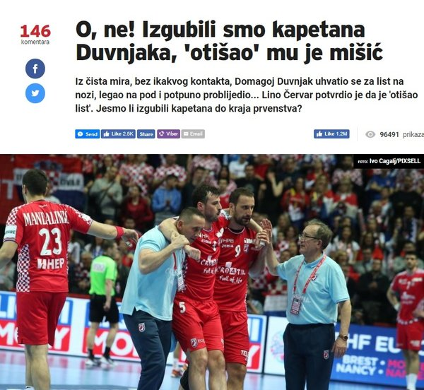 Odzivi po tekmi Hrvaška - Srbija - 2
