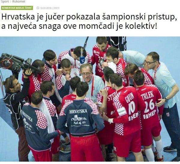 Odzivi po tekmi Hrvaška - Srbija - 3