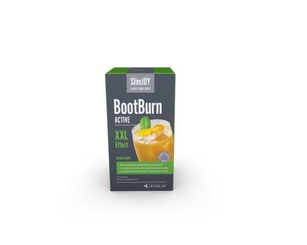 Boot burn