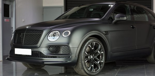 Bentley Bentayga Wheelsandmore - 1
