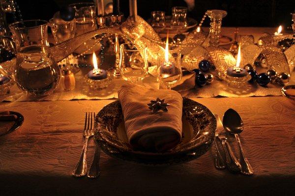 prestižna večerja