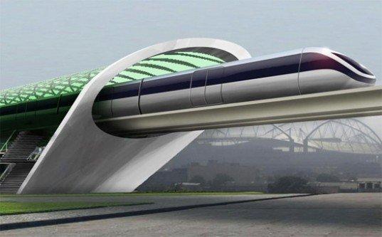 Hyperloop vlak