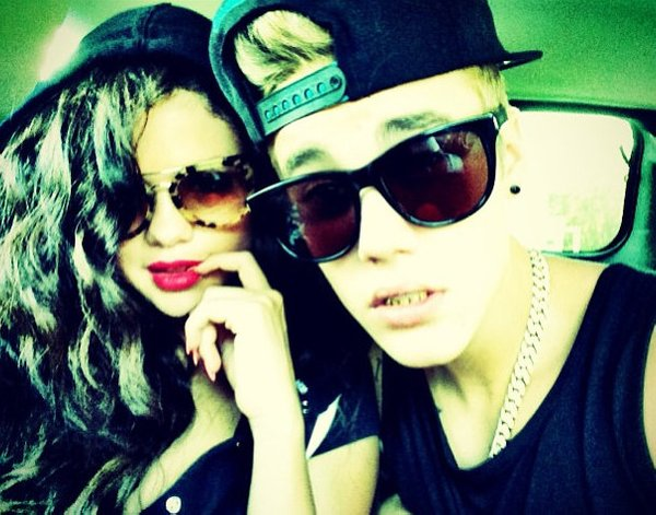 Justin Bieber in Selena Gomez