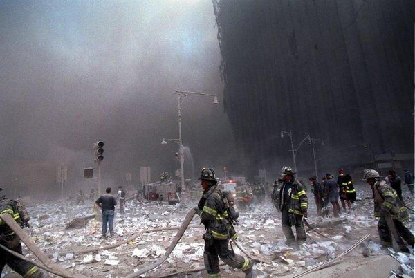 teroristični napad 11. septembra