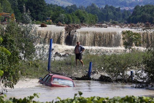 Poplave v Romuniji