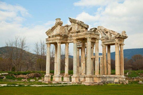 Afrodizij v Turčiji