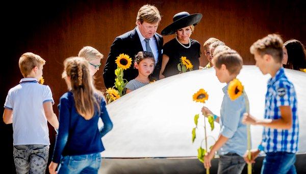 Odprtje spomenika žrtvam letala MH17 - 3