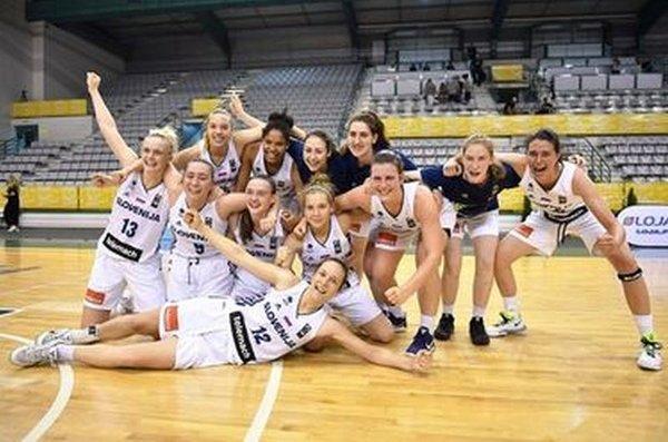 Slovenska ženska košarkarska reprezentanca U-20