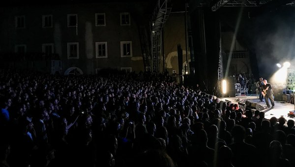 Pixies v Križankah - 20