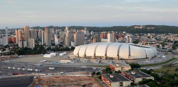 Stadioni svetovnih prvenstev