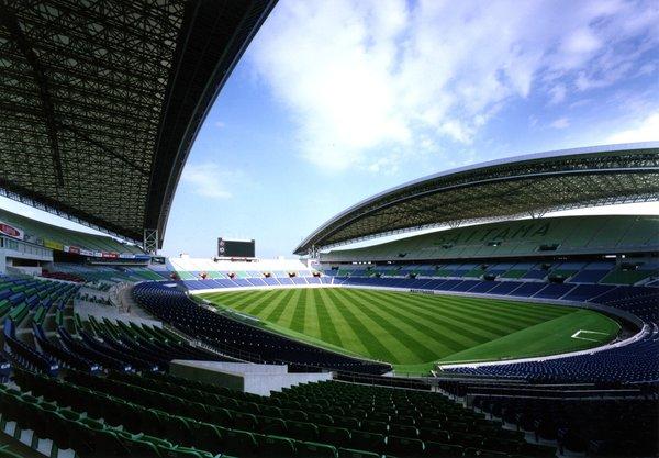 stadion Saitama, Japonska