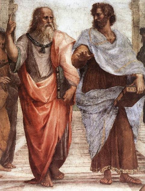 Aristotel in Platon