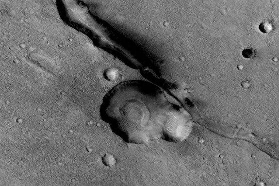 Gandijeva glava na Marsu - 3