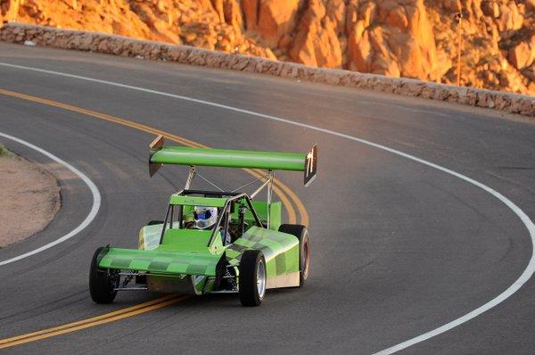 Dirkalniki na izjemni dirki Pikes Peak - 4